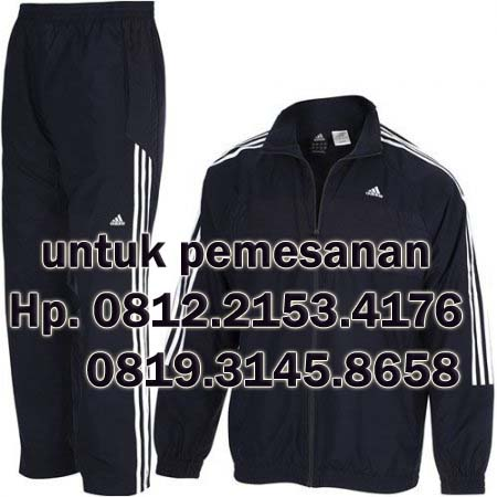 JT04 Jaket & Training Variasi Strip Adidas
