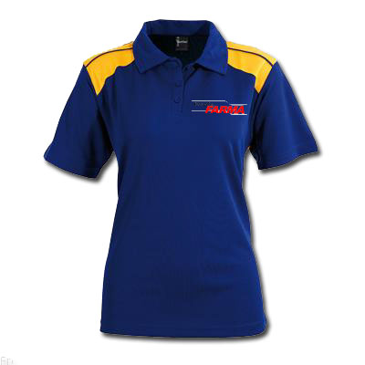 PP-04 Ladies Polo Shirt Promosi