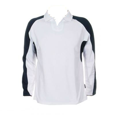 PS-12 Long Sleeve Polo Shirt