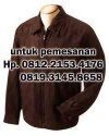 Jaket Formal- Bahan Kanvas